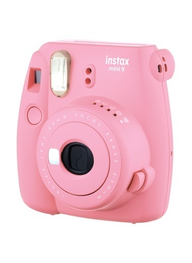 Fujifilm Instax Mini 9 Açık Pembe Fotoğraf Makinesi Pembe